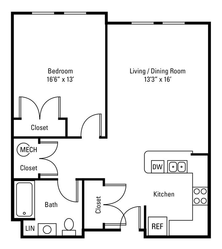 Villa Capri Apartments: Apartments In Gates, NY - Renters Lifestyle